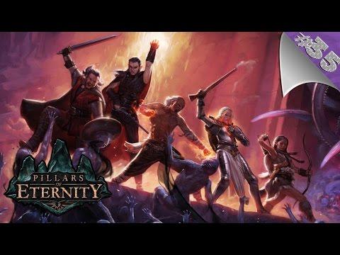 Pillars of Eternity | Let's Play en Español | Parte 35 | Dragón de Adra