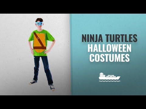 Teenage Mutant Ninja Turtles Halloween Costumes [2018]: Teenage Mutant Ninja Turtle Child's Leonardo