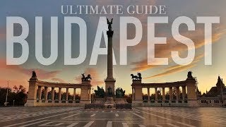 The ULTIMATE Guide To BUDAPEST! Everything You Need To Know! thumbnail