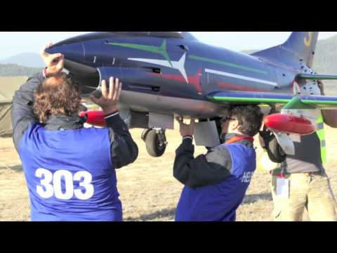 2012 FAI World Championships for Scale Model Aircraft - full video