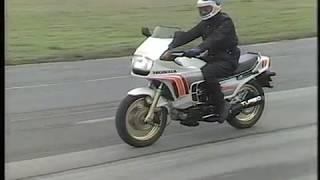 Honda Superbike |  500 Turbo Superbike | 1980's Superbike | Wheels | 1981
