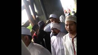 Assayidi Syaikh Oali Ben Doaena At-Tijani Ke Zawiyah Garut Dlm Acara Idul Khotmi At-Tijani Ke223