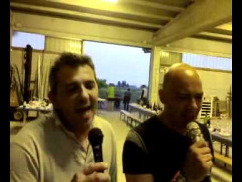 Guidosky karaoke Mandela 2011