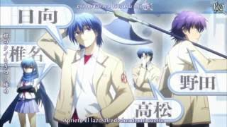 「My Soul, Your Beats!」Angel Beats!OP