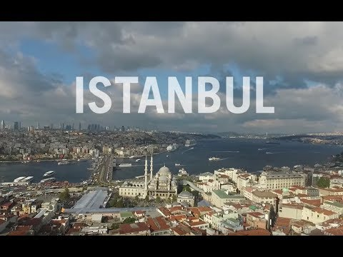 A 4K Drone's-Eye View of Europe's Largest City: Istanbul | Travel + Leisure