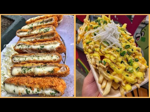 SO YUMMY | THE MOST SATISFYING FOOD VIDEO COMPILATION | TASTY FOOD COMPILATION