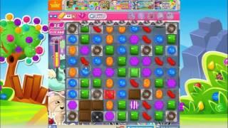 Candy Crush Saga Level 1411 (No Boosters)