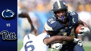 Pitt vs. Penn State Football Highlights (2016)