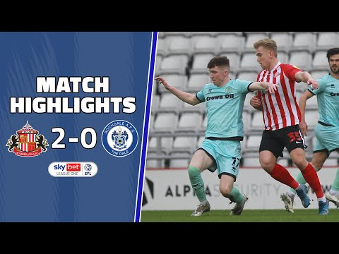 Sunderland Rochdale Goals And Highlights