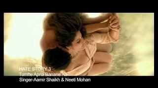 Tumhe Apna Banane Ka - Aamir Shaikh - Sharman joshi - Zarine Khan