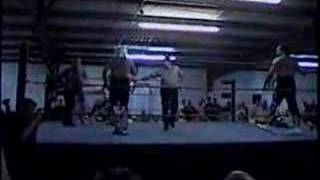 The Heartbreak Express vs The Rock N Roll Express Part 1 CLASSIC OLD SCHOOL TAG TEAM WRESTLING