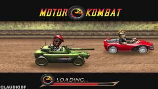 Mortal Kombat Armageddon - Motor Kombat - (PS2) 【TAS】