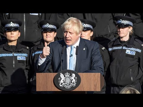 """Boris Johnson: """"I'd rather be dead in a ditch"""" than ask for Brexit extension"""