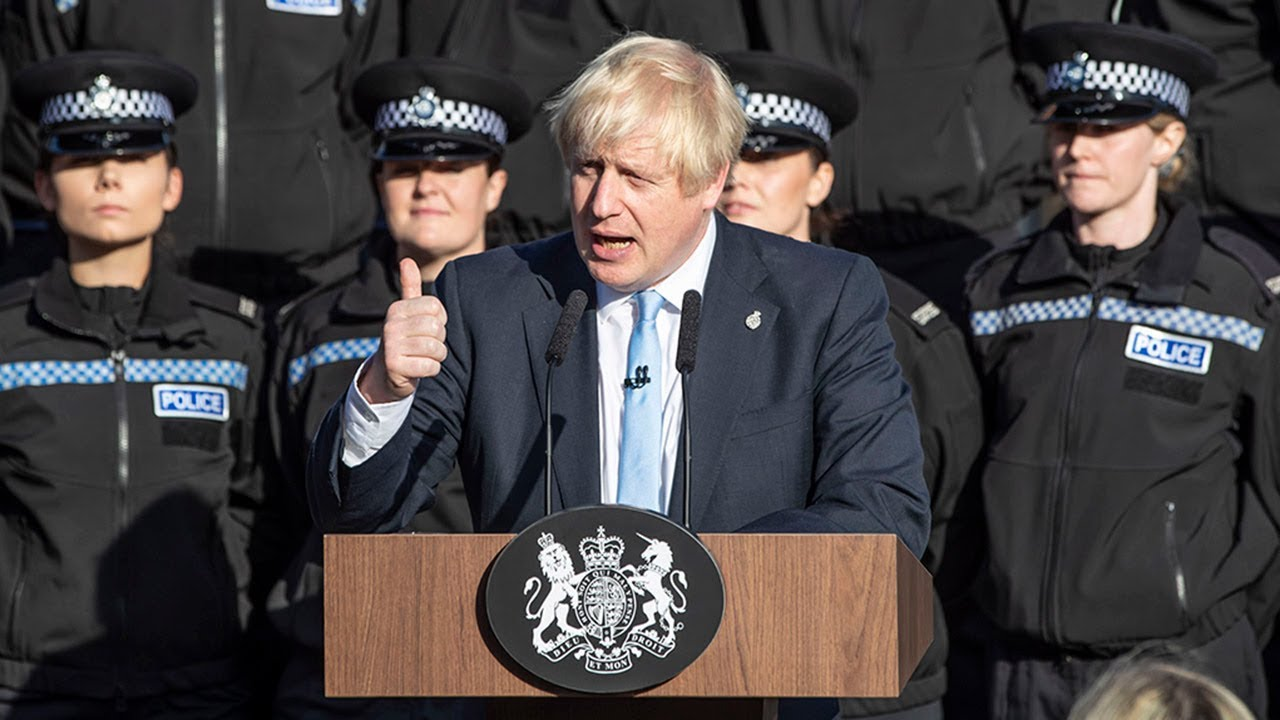 Tory members voted for Boris because they wanted him to do things differently – he has and we're grateful