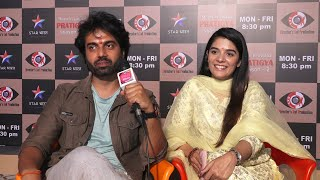 Mann Ki Aawaz Pratigya 2 : Exclusive Interview Of Arhaan Behll & Pooja Gor  Full Video-Telly Films