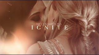 Karolina and Nico - Ignite [Deanoru S1-Now]