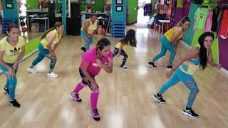 BAILA CONMIGO // TRIBAL- Huapango Style #GK5X_FITNESS_PROGRAM