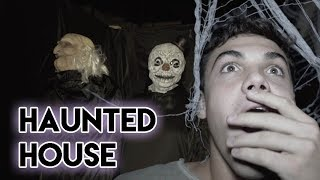 SCARING EACH OTHER CHALLENGE!! (scary)