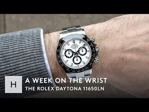 Rolex Daytona: A Look Behind The Hype | A Week On The Wrist