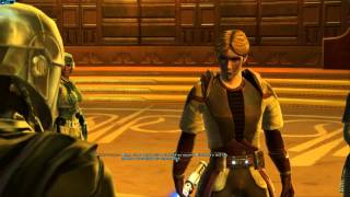 SWTOR Sith Warrior Saves Jaesa Willsaams Parents