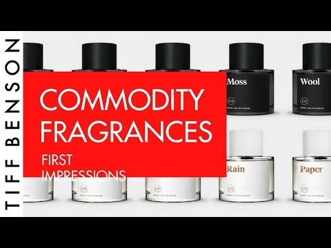 Commodity Perfume Cocktail Kit Review | Unisex Perfume | First impressions
