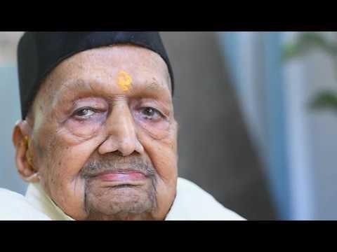 dadaji's documentary on his 100th birthday 20.11.2016