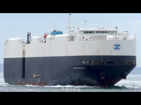 CSAV RIO NEVADO - ZODIAC MARITIME vehicles carrier