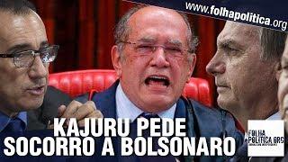 URGENTE: Senador Kajuru pede socorro a Bolsonaro ao apontar denúncia contra Gilmar Mendes/STF