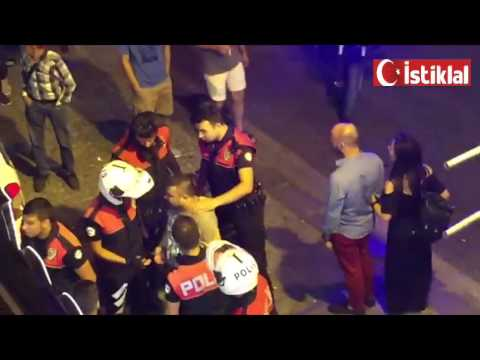 Zeytinburnu Tıp Merkezi'nde saldırgan dehşeti