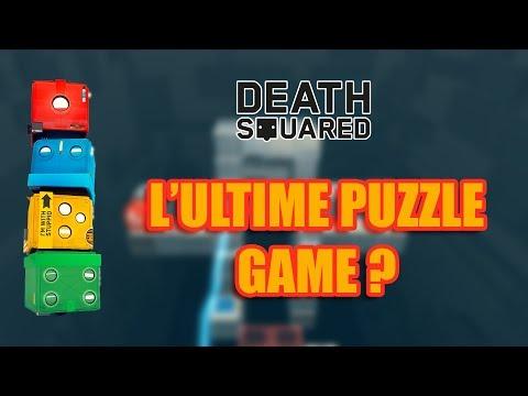 DEATH SQUARED : LE TEST DU DERNIER PUZZLE GAME DE SMG STUDIO |