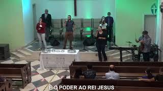 #93 - Culto Online | Rev. Robson Ramalho