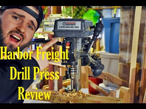 harbor-freight-bench-drill-press-review