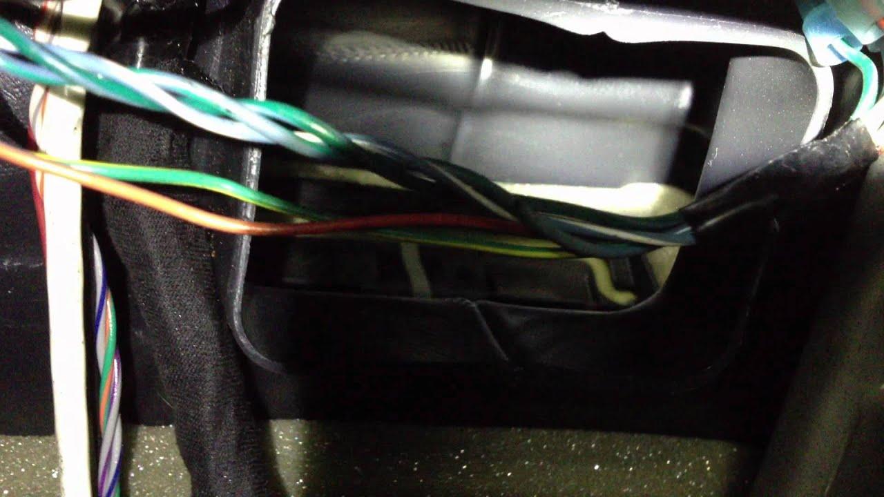 2007 Chrysler Aspen Fuse Diagram Psc Fan Motor Wiring 2005 Town & Country A/c Actuator Mode Door Problem - Youtube