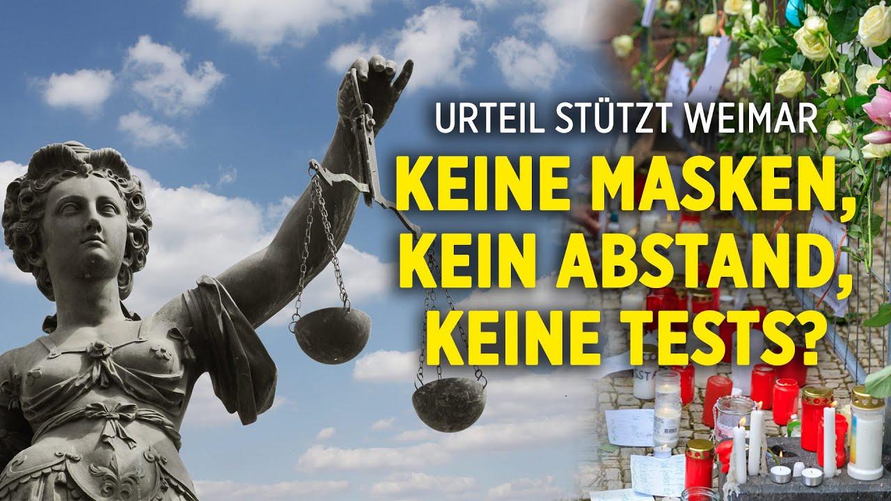 """Oberlandesgerichts Karlsruhe stützt """"Sensationsurteil"""" aus Weimar"""