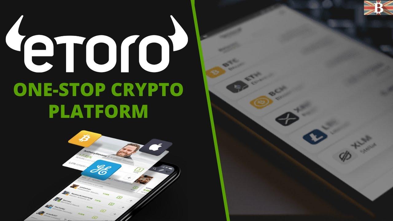ETORO Crypto Brieftasche Unterstutzte Munzen