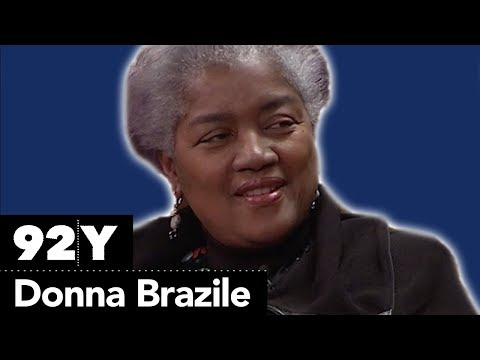 Donna Brazile with Jeff Greenfield: Inside the DNC and the 2016 Election