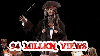 Pirates of the Caribbean Medley, He's a Pirate パイレーツ・オ�