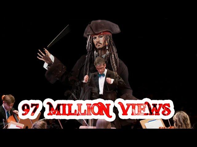 Pirates of the Caribbean パイレーツ・オブ・カリビアン 加勒比海盗  orchestral medley