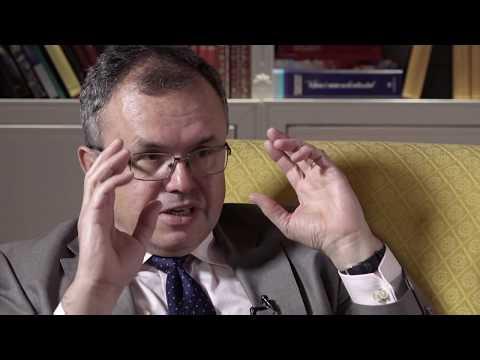 Thomas Gür i samtal med Ann Heberlein