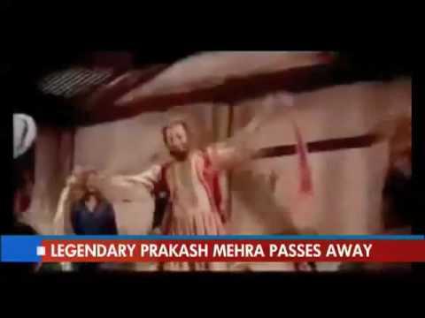 PRAKASH MEHRA DIES