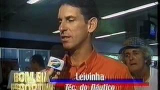 Remo 2 x Náutico 3 - Série B 2003