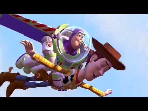 Toy Story (1995): Falling with Style [FANDUB OPEN]