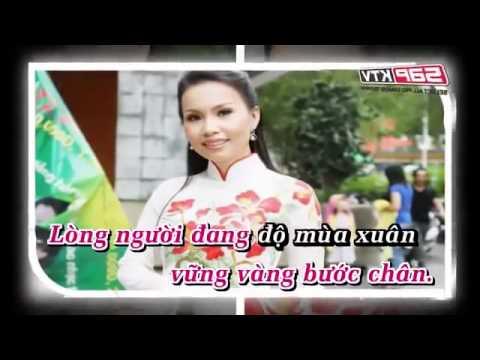 Co gai Sai Gon di tai dan [Karaoke]