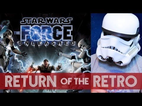 Star Wars: The Force Unleashed REVIEW - Return of the Retro #08