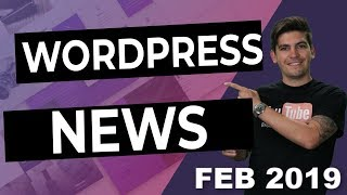 Wordpress News! Some of the latest news and updates in the Wordpress Community!