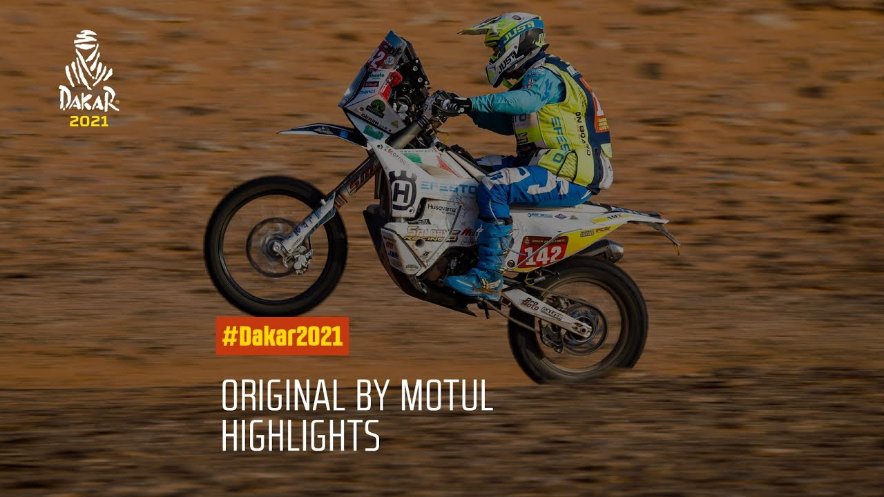 #DAKAR2021 - Original by Motul Highlights