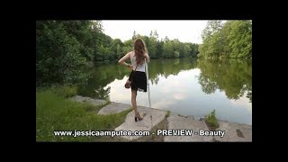 Amputee Jessica In Beauty - Video 11 Preview
