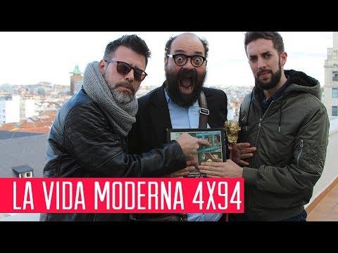 La Vida Moderna 4x94...es pagar con el móvil en el mercado medieval
