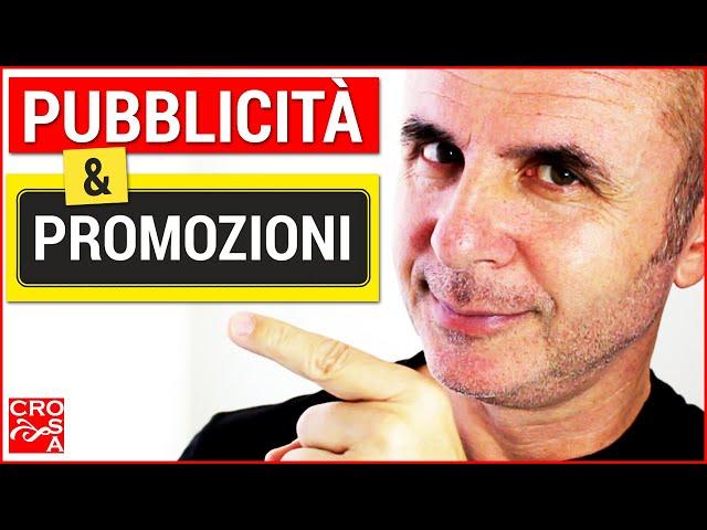 Pubblicità esterna e promozioni