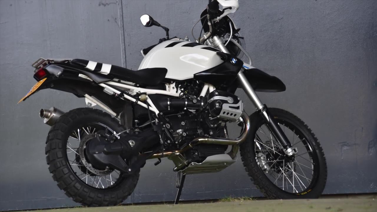 Bmw R1150gs Berrt Edition Youtube